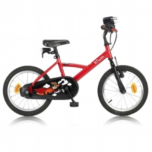 bici decathlon niño