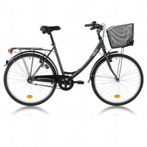Bicicleta decathlon B'Twin elops City