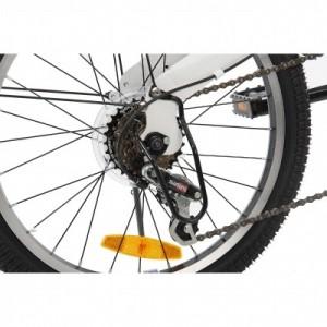 bicicleta decathlon btwin bfold 5 cambio