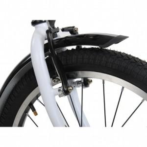 bicicleta decathlon btwin bfold 5 freno